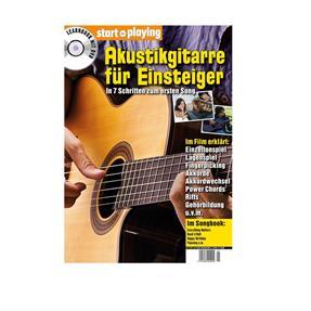 PPV Akustikgitarre für Einsteiger