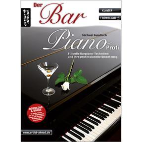 Artist Ahead Verlag Der Bar Piano Profi mit Downloadcode
