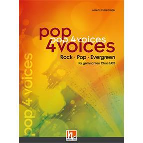 Literatur Helbling Pop 4 Voices