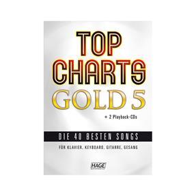 Hage Musikverlag Top Charts GOLD Band 5