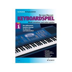 Schott Verlag Der neue Weg zum Keyboardspiel 1