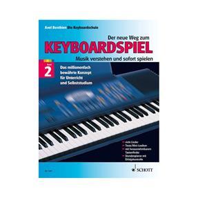 Schott Verlag Der neue Weg zum Keyboardspiel 2