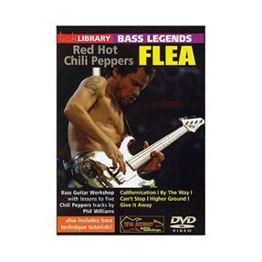 Music Sales Flea - Red Hot Chili Peppers