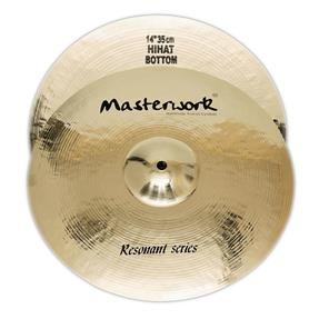 Masterwork Resonant Hi-Hat 14''