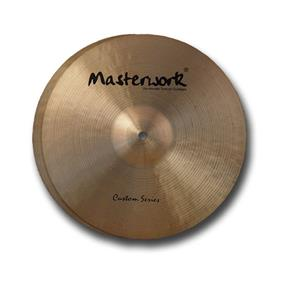 "Masterwork Custom 14"" Rock Hi-Hat"