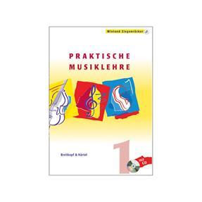 Breitkopf Verlag Praktische Musiklehre 1