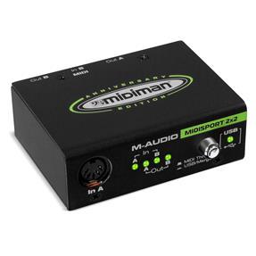 M-Audio Midisport 2X2 USB Anniversary