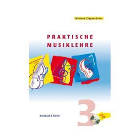 Breitkopf Verlag Praktische Musiklehre 3