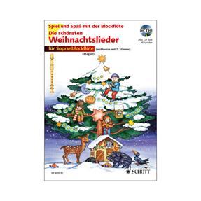 Schott Verlag Die schönsten Weihnachtslieder