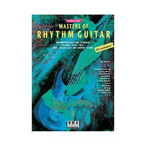 AMA Masters of Rhythm Guitar mit CD