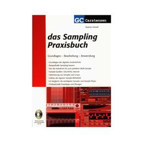 GC Carstensen Verlag Das Sampling Praxisbuch mit CD