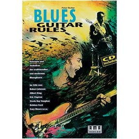 AMA Blues Guitar Rules mit CD
