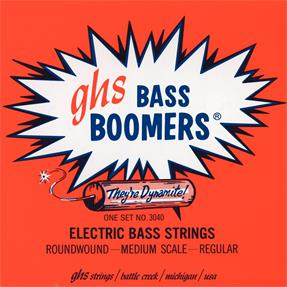 GHS Boomers 3040R Medium scale