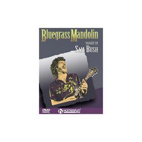 Hal Leonard Bluegrass Mandolin - DVD