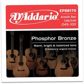 D'addario EPBB170 Bass