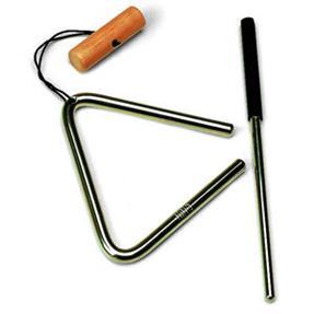 Meinl Nino 550 Triangel 4'' - Stahl - klein