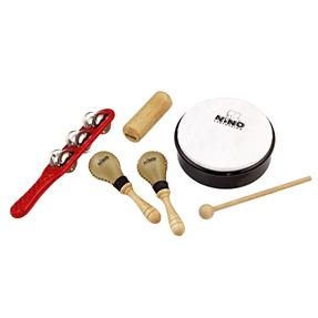 Meinl Nino Set1 Percussion Set 6-teilig
