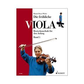 Schott Verlag Die Fröhliche Viola Band 1