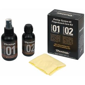 Dunlop 6502 Fingerboard Care Kit, Formula No. 65