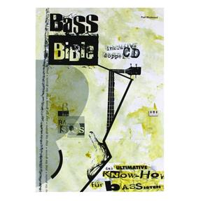 AMA Bass Bible mit 2 CDs