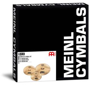 Meinl MCS Medium Complete Cymbal Set