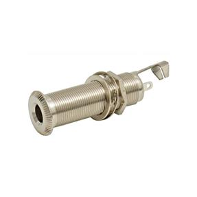 Göldo J0020 Rohrbuchse, stereo, Nickel