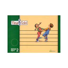 Bosse Verlag Tina und Tobi - Mein Notenheft 2