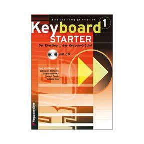 Voggenreiter Keyboard Starter 1 mit CD