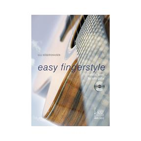 Acoustic Music Books Easy Fingerstyle mit CD