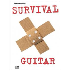 AMA Survival Guitar mit CD