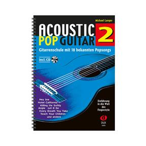 DUX Acoustic Pop Guitar Band 2