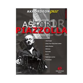 Holzschuh Verlag Astor Piazzolla 1