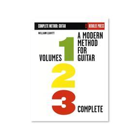 Hal Leonard Modern Method for Guitar Vol. 1,2,3