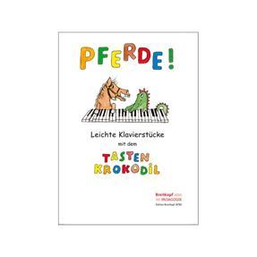 Breitkopf Verlag Pferde! Leichte Klavierstücke