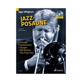 Schott Verlag Jazzposaune mit CD