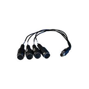 RME BO 9652 MIDI Mini DIN >4x MIDI