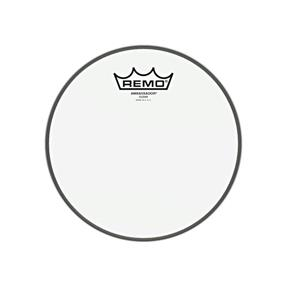 "Remo Ambassador 8"" - Clear - Tomfell"