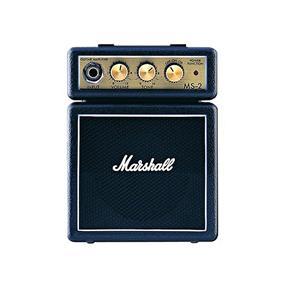 Marshall MS-2, black, Microben-Halfstack