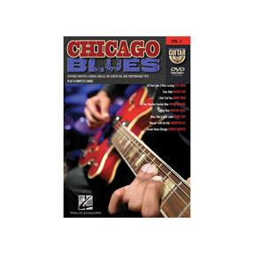 Hal Leonard Chicago Blues - DVD