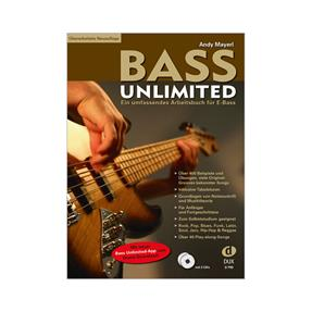 DUX Bass Unlimited mit 2 CDs
