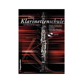 Voggenreiter Die Klarinettenschule mit CD