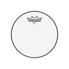 "Remo Emperor 8"" - Clear - Tomfell"