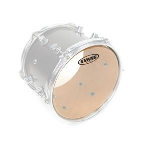 Evans G2 16'' Clear - Tomfell - 2-lagig