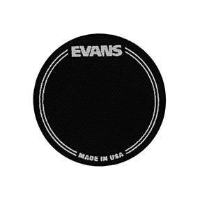 Evans EQPB1 Fellschutz für Bassdrum - Einzelpedal