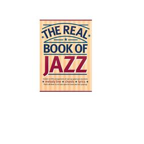 Music Sales The Real Book of Jazz