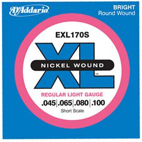 D'addario EXL170S Regular Light