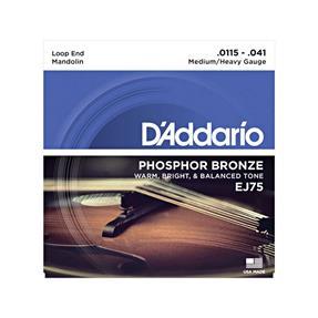 D'addario EJ75 Phosphor Bronze