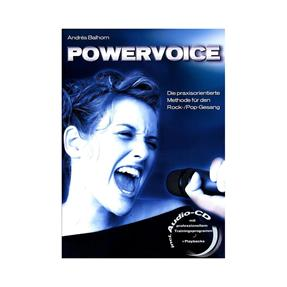 Gerig Powervoice mit CD