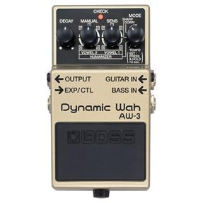 BOSS AW-3 Dynamic Wah, B-Ware
