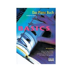 AMA Basics Das Piano Buch mit CD
